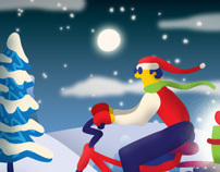 Alere Holiday Greeting Animation 09