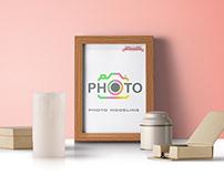 Photo Modeling Logo Design/Mock Up