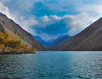 Satpara Lake - Skardu, Pakistan