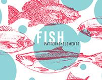 Fish patterns & elements