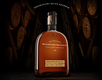 Woodford Reserve Promotional Visual