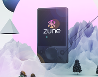 Microsoft Zune 2008