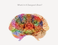 What's in a designer's brain