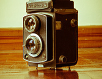 My Yashica-A
