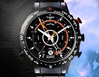 Timex Intelligent Quartz - 360º Campaign