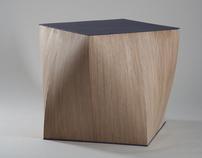 журнальный стол-сундук magazine table-trunk
