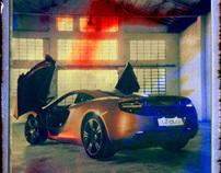 Fine Art McLaren