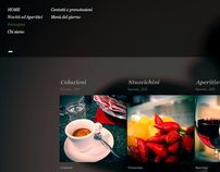 website Franchinetti Coffe Bar