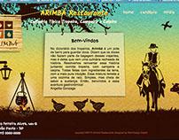 Restaurante Arimbá website