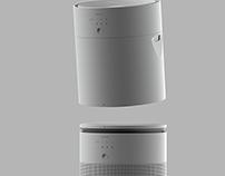 APH - air purifier ± humidifier