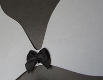 Lingerie show invitation