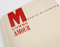 M comme AMOUR