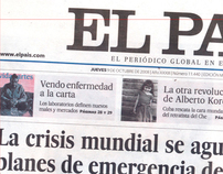 El País (printed pages)