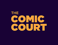 The Comic Court: identity and posters