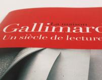 Les 100 ans de Gallimard