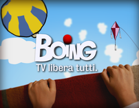 BOING TV IDENTS