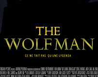 THE WOLF MAN (2)