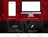 Apax Software Web Design