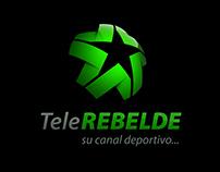 Visual Identity of Tele Rebelde Sport National Channel