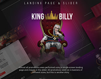 Promotions King Billy
