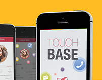 Gilead | Touchbase - Mobile App