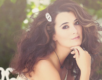 Cote De Pablo for Beverly Hills Lifestyle Magazine