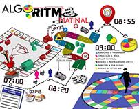 Infografia - Algoritmo Matinal