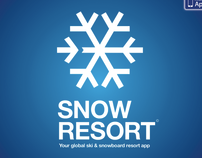 Snow Resort! Brand/App/Website