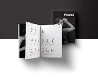 Catalogo y tarjetones Piazza