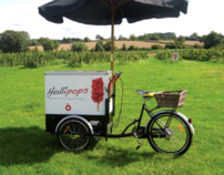 Hollipops: Brand packaging