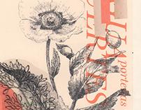 "Collage 2 - Serie ""Floralia"""