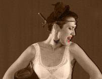 Espectáculo Devi. Coreografía Cabaret