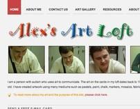 Alex's Art Loft
