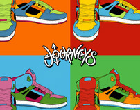 Journey's shoes