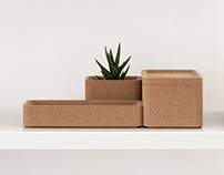 Trove Boxes by David Irwin for Case Furniture