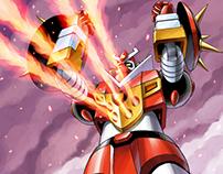 ミラクルロボットフォース第2回メカンダーロボ