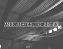 AN INVITATION TO JUSTICE