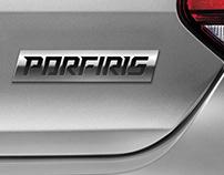 Porfiris autosport logotype
