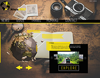 NikonWorld Experiment Branding Project@Schmeterling3000