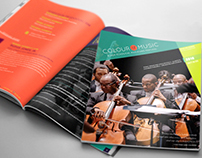 2016 Colour of Music Subscription Brochure