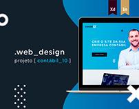 Web Design - Contábil 10