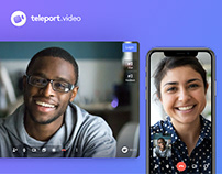 Teleport・Connecting The World From Anywhere