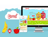 Ormeal | Website Design