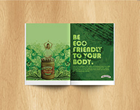 [COLLEGE WORK] BE ECO FRIENDLY TO YOUR BODY