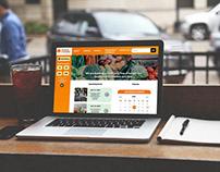 Responsive Web Redesign— Nonprofit Organization