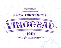 TM VINOGRAD - Free font