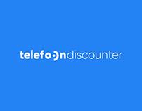 Telefoondiscounter.nl Redesign