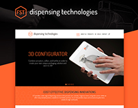 FST Dispensing Technologies Website