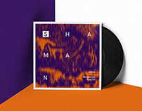 Shaman Records / Rebranding & Visual Identity
