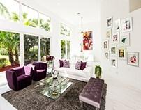 Boca Raton Residence by Natalia H Interiors